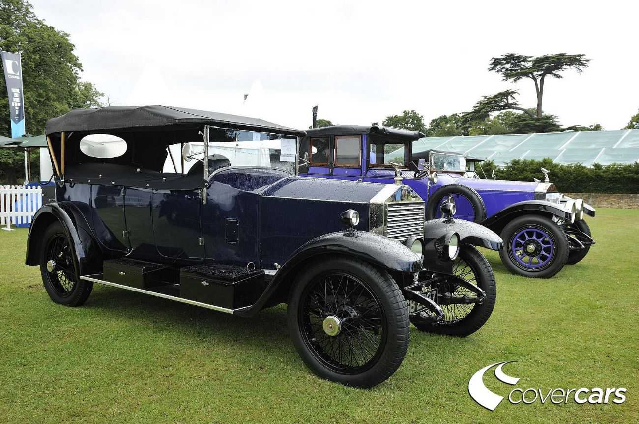Rolls-Royce 20 HP