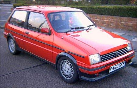 Rover 100 114