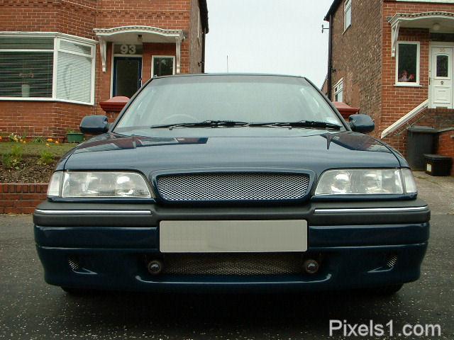 Rover 400 420 Turbo