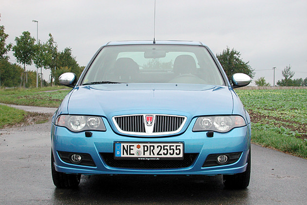 Rover 45 2.0 V6 Celeste