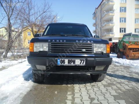 Rover Range Rover 4.6 HSE