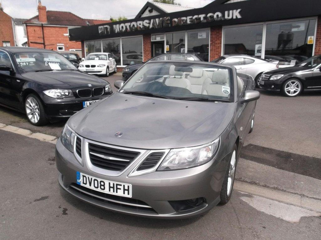 Saab 9-3 2.0T Convertible Linear Automatic