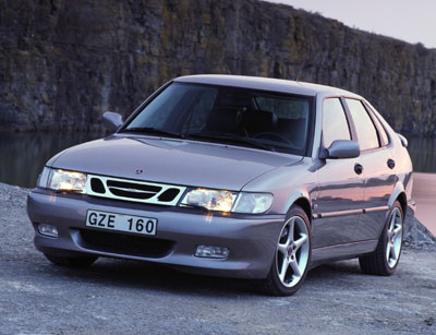 Saab 9-3 2.2 TiD AT