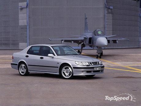 Saab 9-5 2.3 Aero