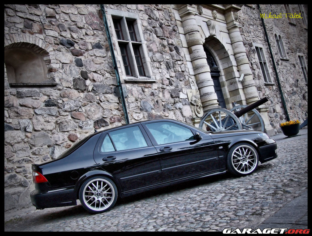 Saab 9-5 2.3 t BioPower 185hp MT