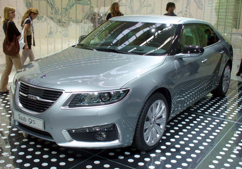 Saab 9-5 2.3 t BioPower 207hp MT