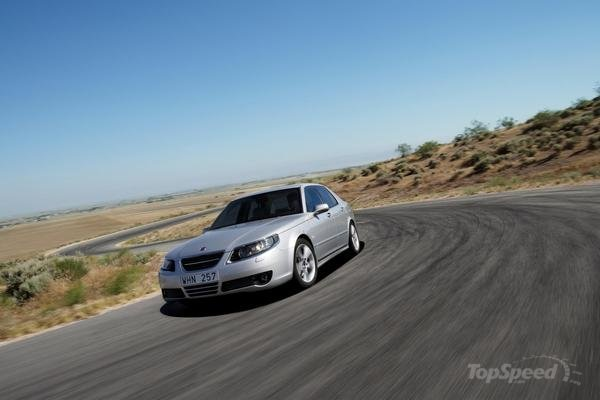 Saab 9-5 Limousine 2.3 Turbo Performance