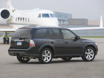 Saab 9-7 X