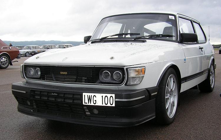 Saab 900 2.0 i 16V Turbo