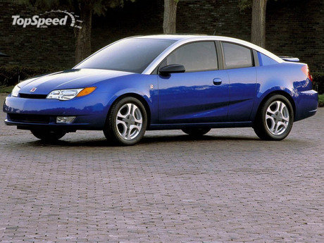 Saturn ION 3 Quad Coupe