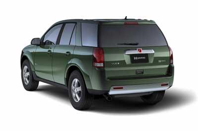 Saturn Vue Green Line Hybrid
