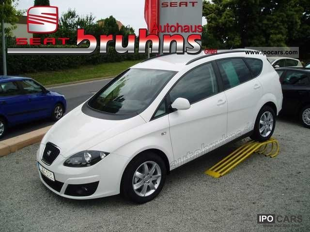 Seat Altea 1.6 TDi CR Ecomotive