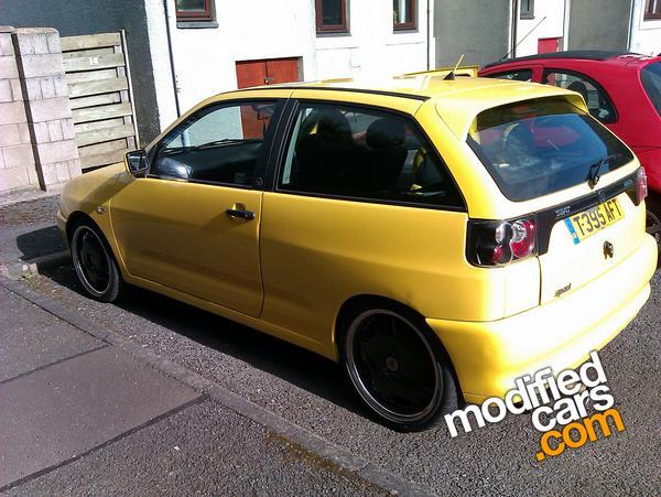 Seat Ibiza 1.4 Automatic