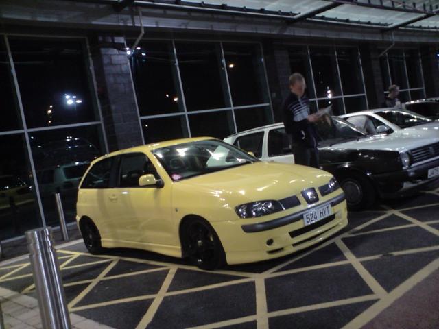Seat Ibiza 1.8T Cupra