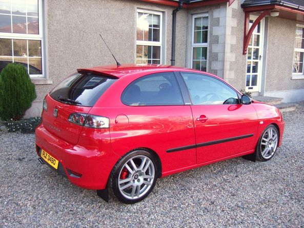 Seat Ibiza 1.9 TDI Formula Racing