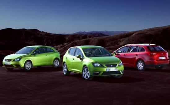 SEAT Ibiza 1.0 i