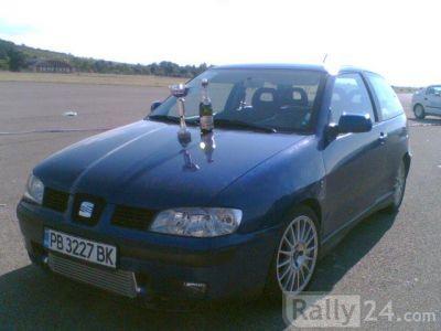 SEAT Ibiza 1.8 T 20V