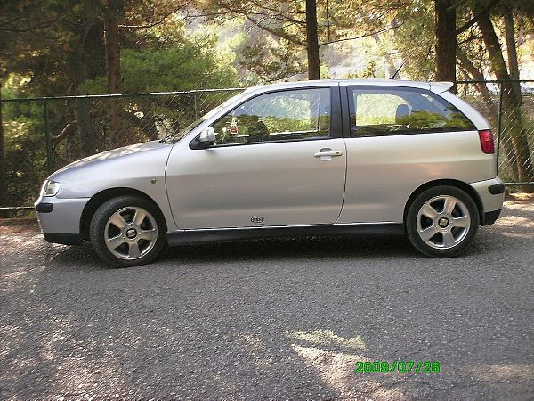 SEAT Ibiza 1.9 TD