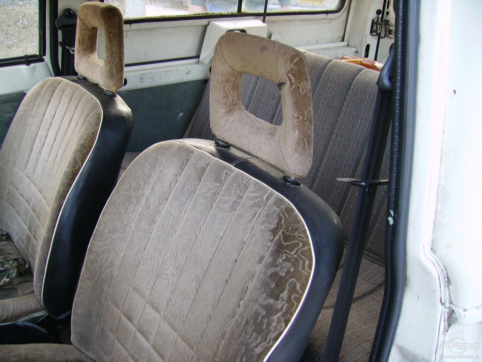 SEAT Terra 1.4 D