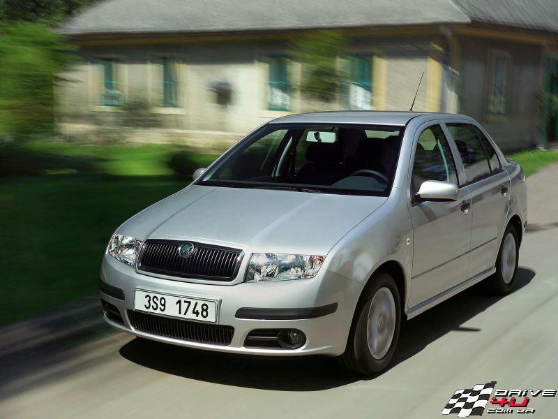 Skoda Fabia 1.2 Sedan