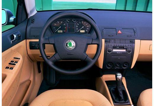 Skoda Fabia 1.4 TDI Classic Sedan