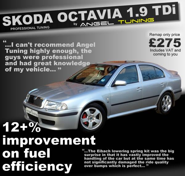 Skoda Octavia 1.9 TDi PD