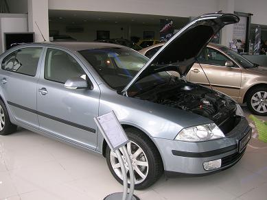 Skoda Octavia 2.0 FSi Combi 4WD