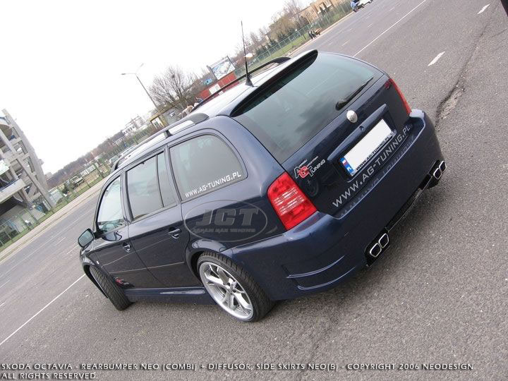 view of skoda octavia combi photos video features and. Black Bedroom Furniture Sets. Home Design Ideas