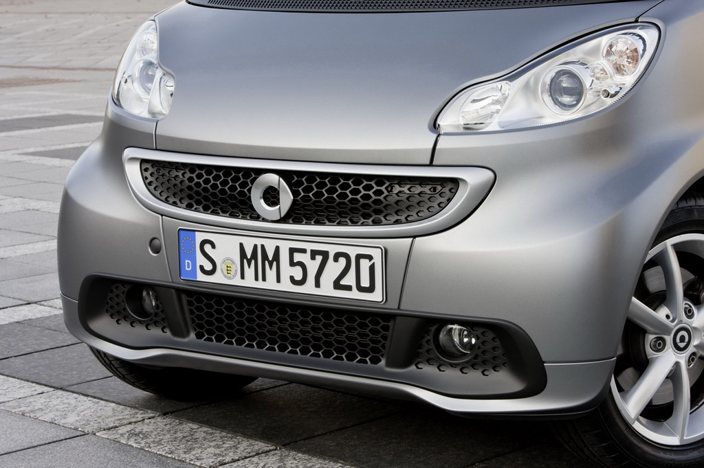 Smart ForTwo Coupe Pulse