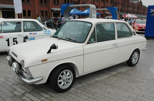 Subaru FF-1 1300 G