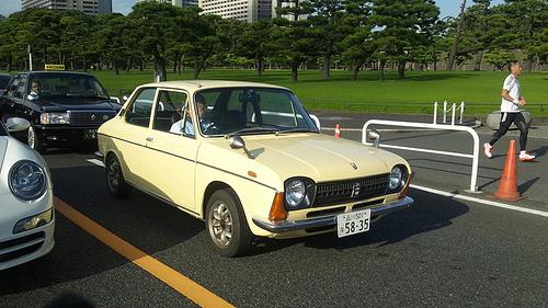 Subaru FF-1 1300 G Sports