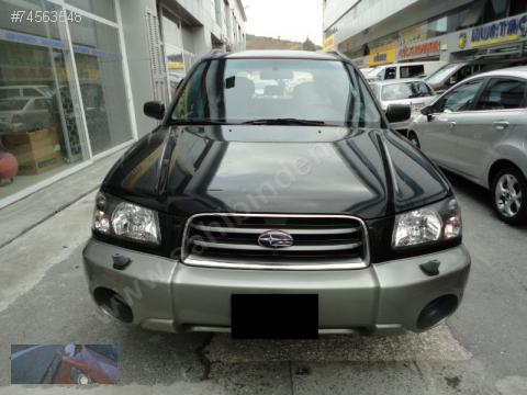 Subaru Forester 2.0 X Trend