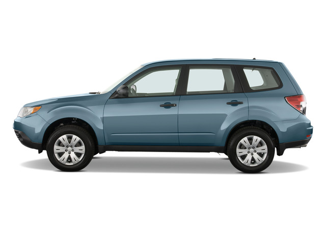 Subaru Forester 2.5X Limited