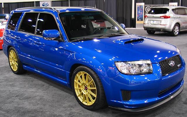 Subaru Forester 2.5XT