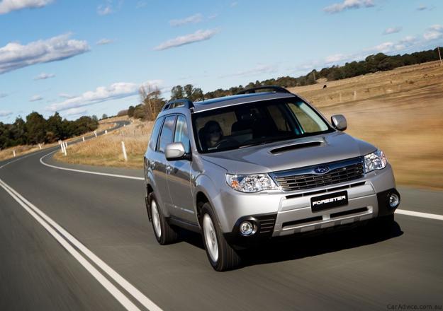 Subaru Forester 2.0 MT