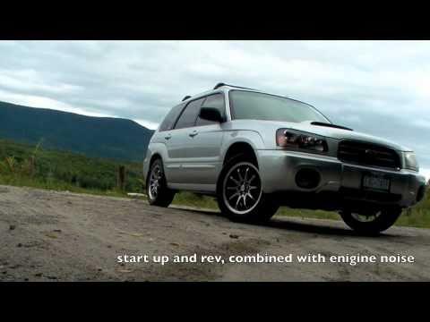 Subaru Forester 2.5 XT-S AT RU
