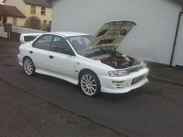 Subaru Impreza 1.6