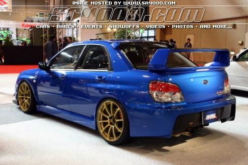 Subaru Impreza 1.6 i