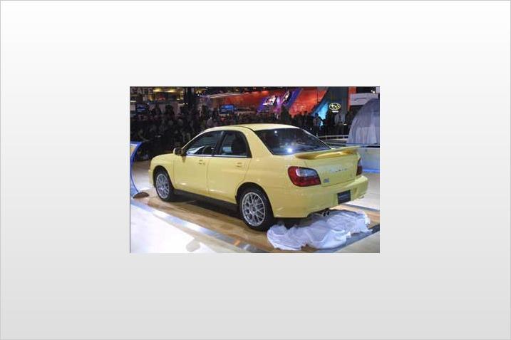 Subaru Impreza 2.5 WRX Limited Sport Wagon