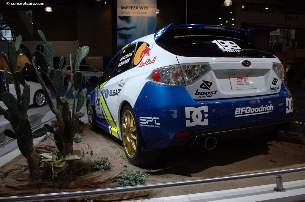 Subaru Impreza 2.5 WRX Sedan