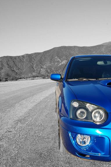Subaru Impreza 2.5 WRX Wagon