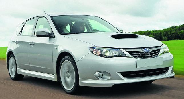 Subaru Impreza 2.0 AT