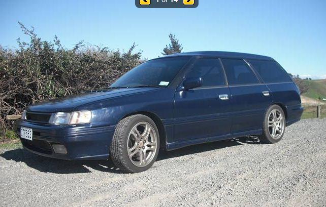 Subaru Legacy 1800 4WD MT