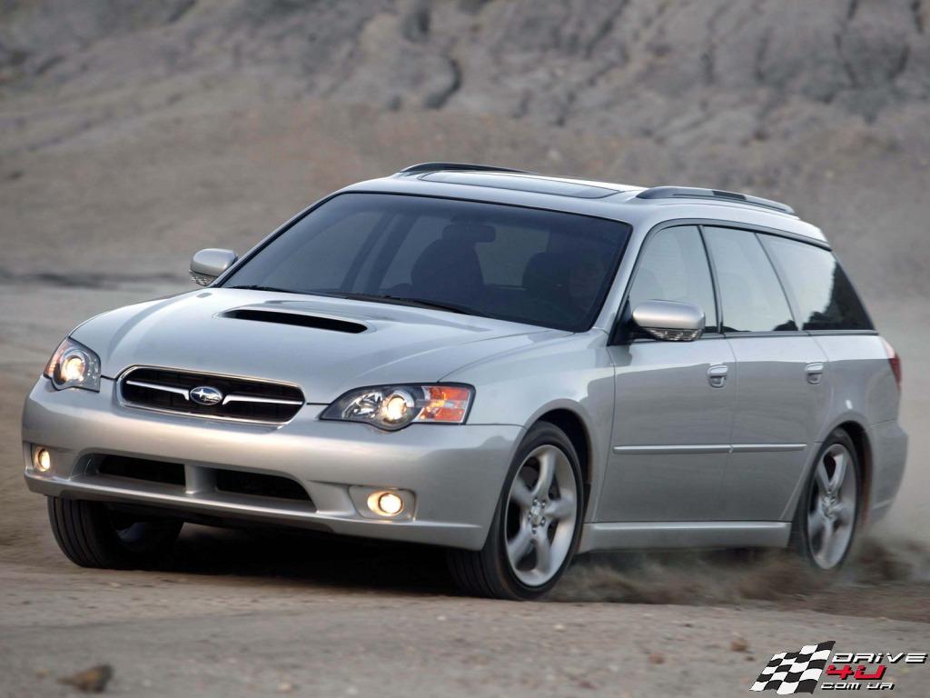 Subaru Legacy 2.0R Station Wagon