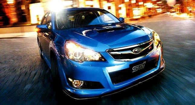 Subaru Legacy 2.5 GT Premium