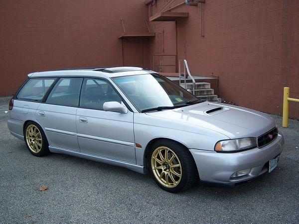 Subaru Legacy 2.5 GT Wagon