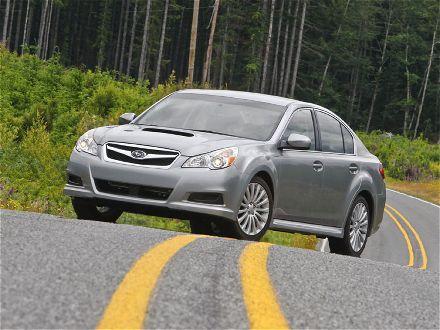 Subaru Legacy 2.5 i Limited