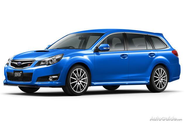 Subaru Legacy 2.5 Wagon