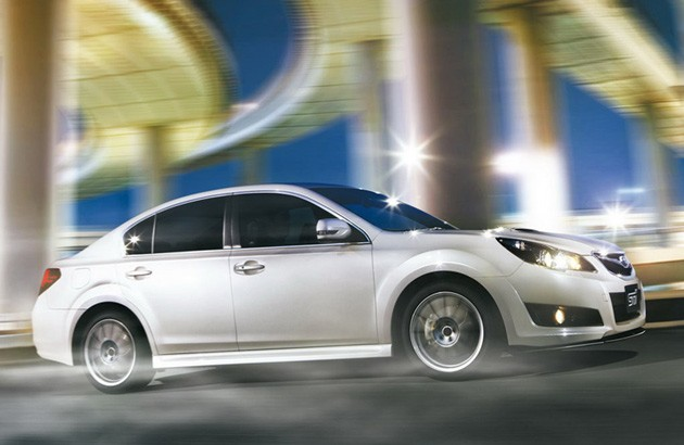 Subaru Legacy 2.5i Automatic