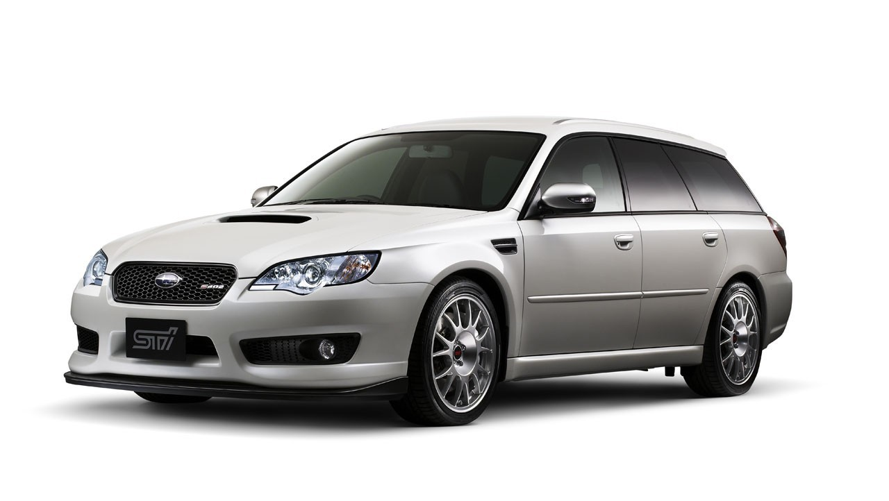 Subaru Legacy 2.5i Special Edition Wagon